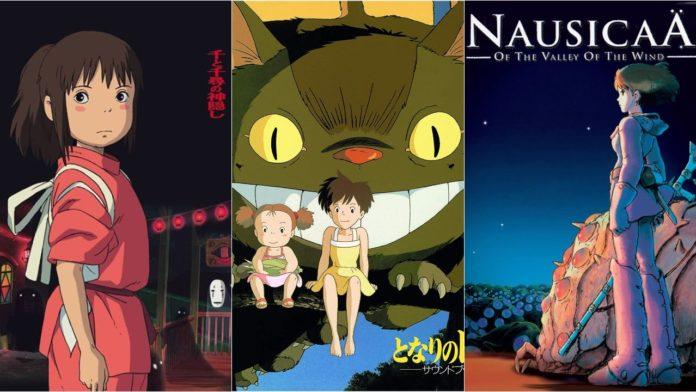 Studio Ghibli New Film