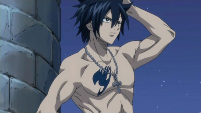 Fairy Tail Gray Fullbuster