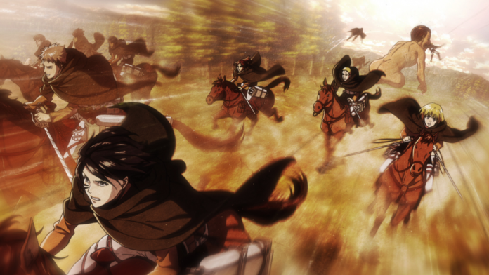 Attack on Titan Shows the Making of Civil War
