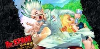 Dr. Stone Will Get 2nd Novel This Year