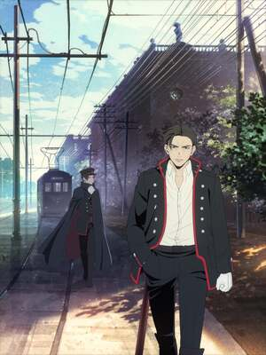MARS RED Vampire Gets TV Anime in 2021