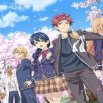 Food Wars Season 5 Opening and Ending Theme Songs Revealed
