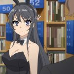 Rascal Does Not Dream of Bunny Girl Senpai Light Novel New PV Released That Previews University Arc
