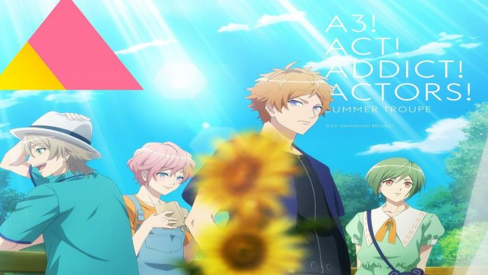 A3! Anime's Episode 4 Postponed for 2 More Weeks
