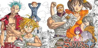 The Seven Deadly Sins Manga Ends in May With Volume 41