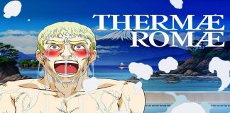 Crunchyroll Adds Thermae Romae Anime's English Dub To It's Streaming List