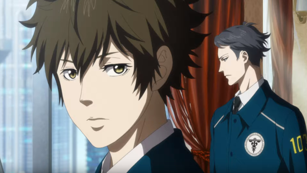 Psycho-Pass 3 New Film
