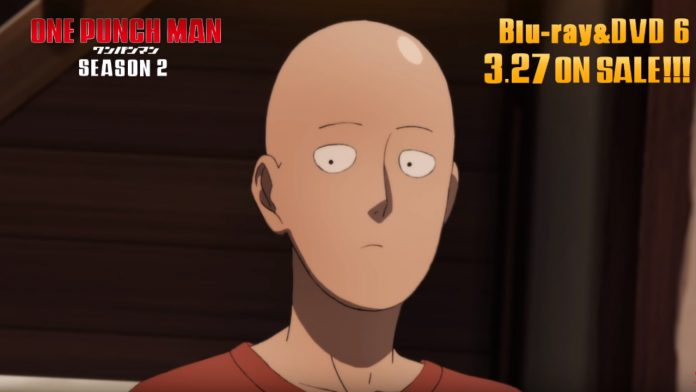 One-Punch Man 6th OVA