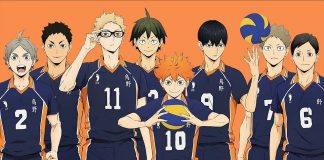 Haikyu!! Manga On A Break