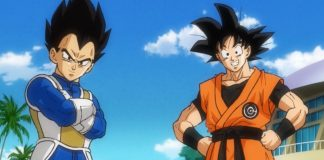 Super Dragon Ball Heroes Goku And Vegeta