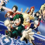 My Hero Academia the Pro Heroes Mission Has Been Revealed
