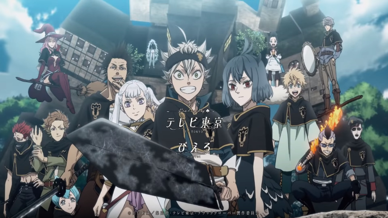 Black Clover's New Opening Brings Up New Devilish ...