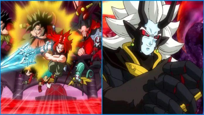 Super Dragon Ball Heroes 2 Premiere