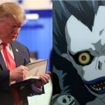 New Death Note Manga Trends Worldwide With Recent Donald Trump Cameo