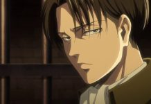 Attack on Titan Levi And Zeke