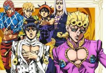 New JoJo's Bizarre Adventure Season Comes to Netflix
