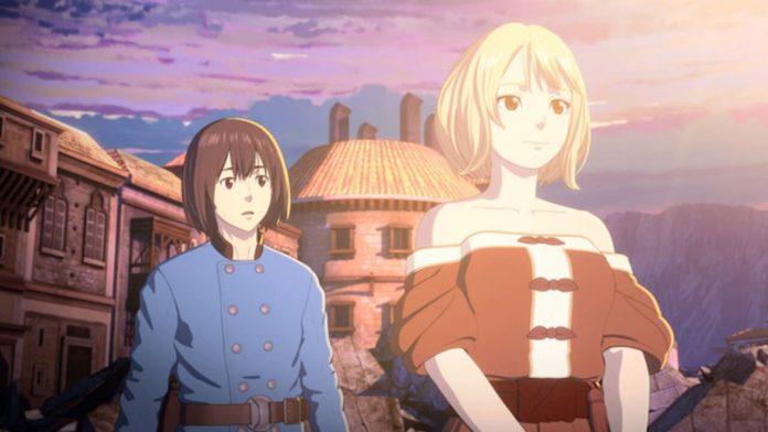 Drifting Dragons Anime's New Giraud Arc Previewed