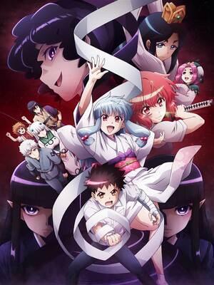 Tsugumomo Season 2 Anime's New Teaser Reveals Release Date on April 5