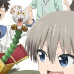 Uzaki-chan Wants to Hang Out! TV Anime Announced for July