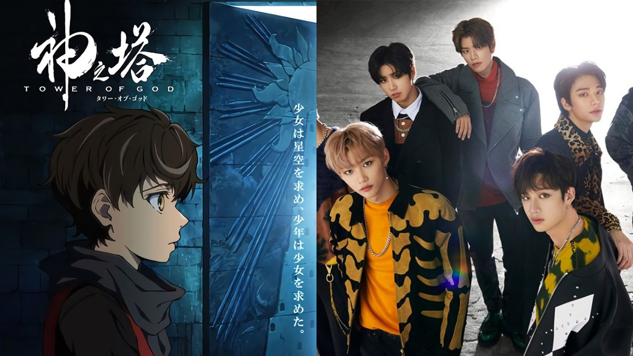 Stray Kids to Perform Tower of God Anime's Theme Songs