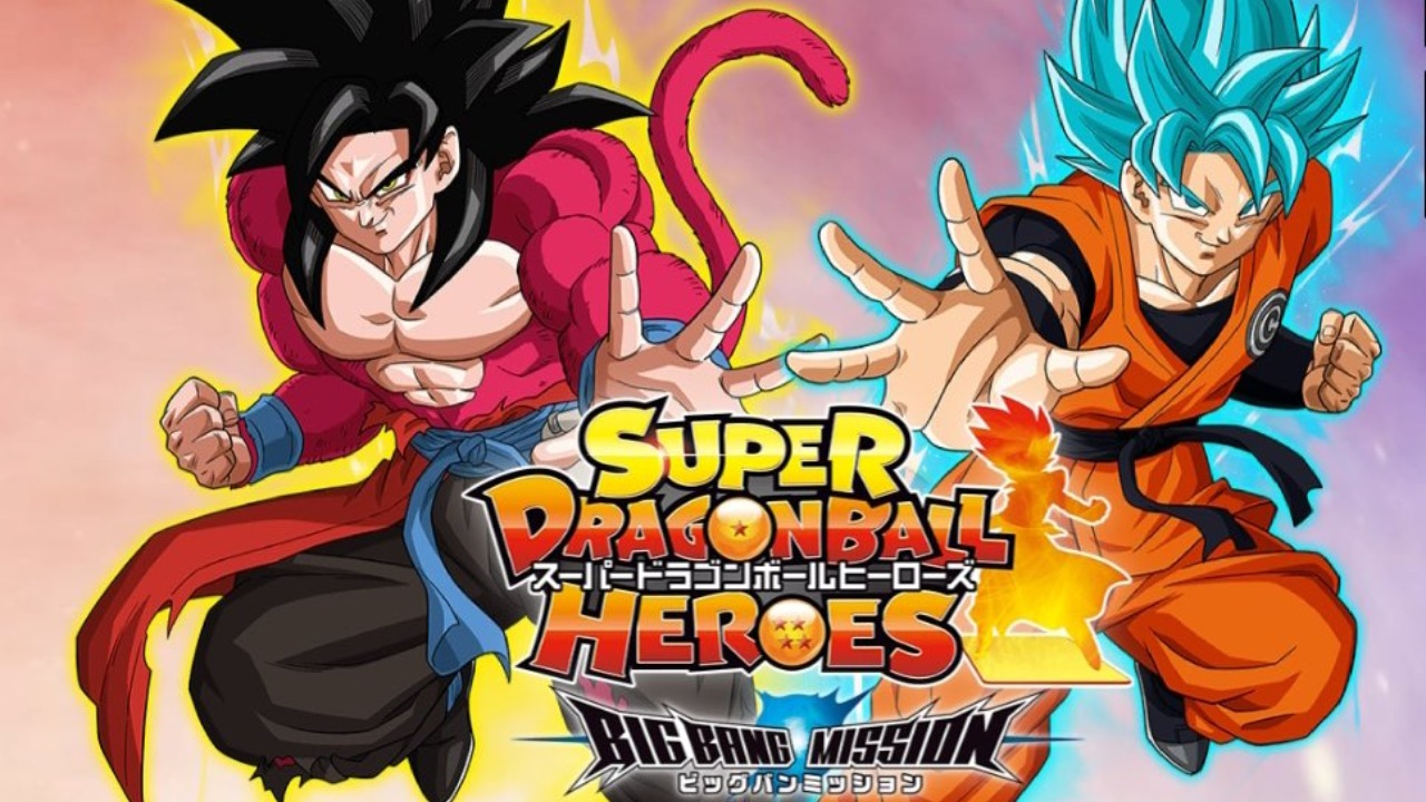 Super Dragon Ball Heroes Trailer Teases Gods vs Saiyans