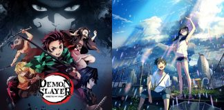 Demon Slayer, Weathering With You Won the Tokyo Anime Festival's Top Awards