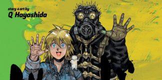 Dorohedoro Manga