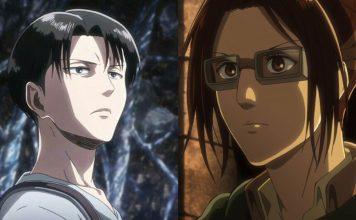 Levi and Hange