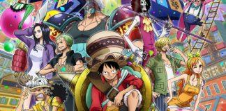 One Piece: Stampede in United Kingdom