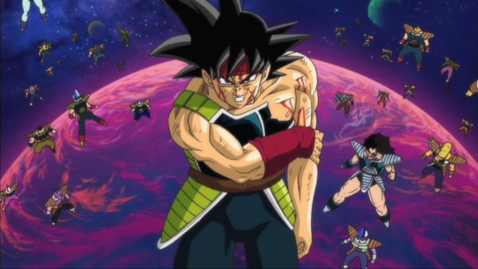 Super Dragon Ball Heroes Season 2 Bardock