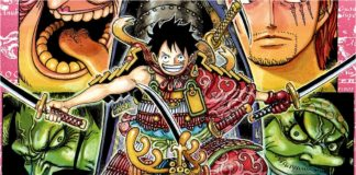 One Piece Chapter 972