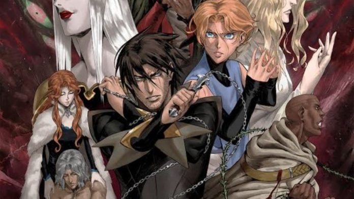 Castlevania Season 3 Anime's First Key Visual and Released Date Revealed