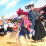 Appare-Ranman! Anime's New Trailer Released, Revealing More Details