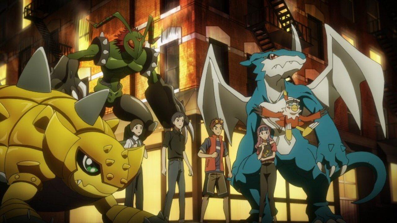 Digimon Adventure: Last Evolution Kizuna Premiere