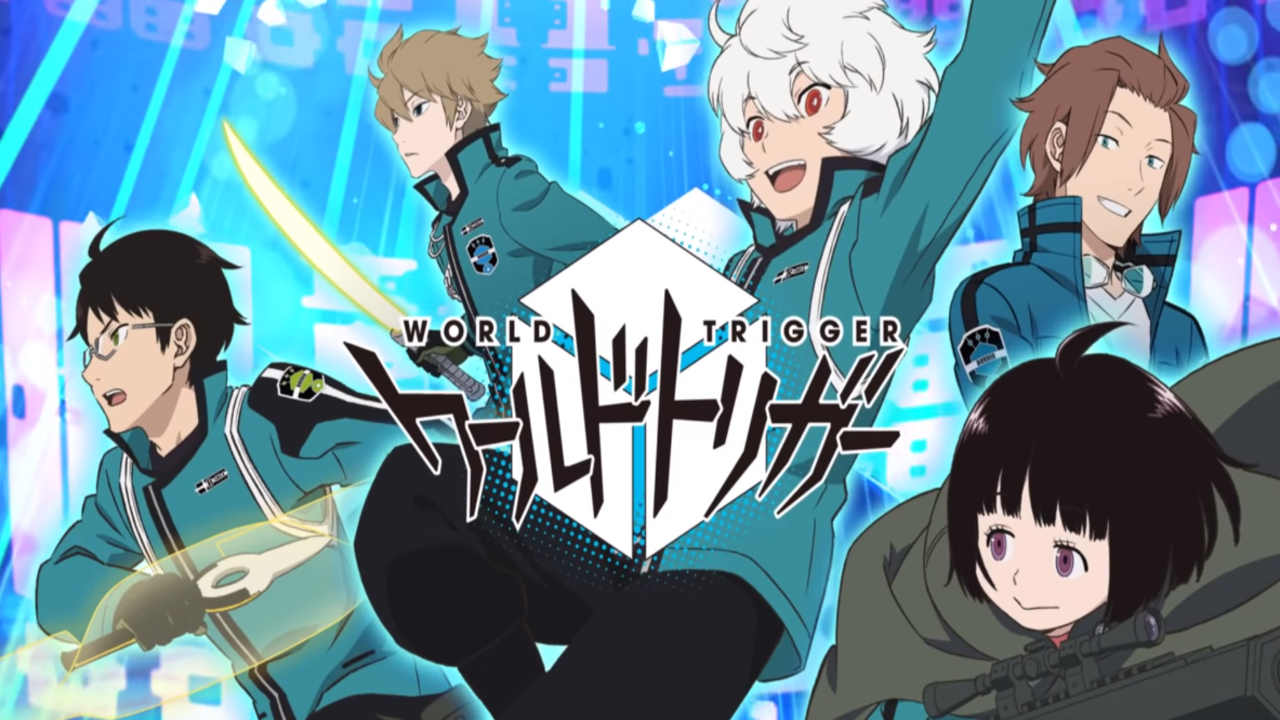 World Trigger English Dub