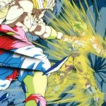 Dragon Ball Z Astounding Artwork Brings Goku's First Fight With Broly To Life
