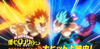 My Hero Academia: Heroes Rising Is Now America's Among Top 10 Top-Grossing Anime Films