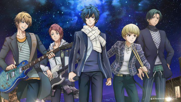 Argonavis from BanG Dream! Anime New Trailer Released
