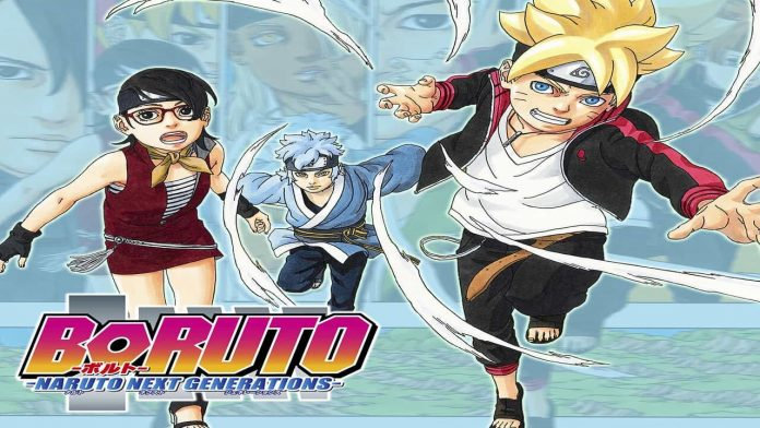 Boruto Chapter 44