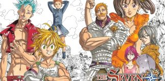 The Seven Deadly Sins Manga After 9 Years Of Serialization Ends on March 25