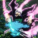 My Hero Academia Creator Shares New Sketch That Celebrates Deku vs Gentle Climax