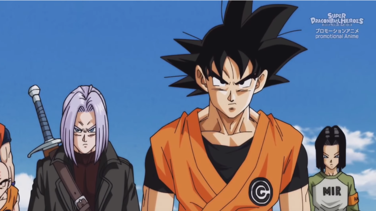 Super Dragon Ball Heroes Season 2 Episode 1
