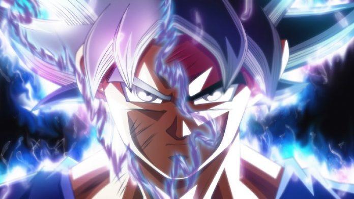 Ultra İnstinct Goku