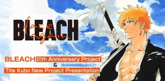 Shueisha will Live-Stream Bleach's New Project Announcement On March 21