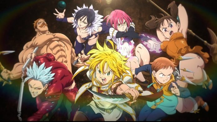 The Seven Deadly Sins: Anger's Judgment Anime Officially Confirmed For Fall 2020