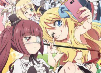 Dropkick on My Devil! Season 2 Anime's Opening Theme Revealed