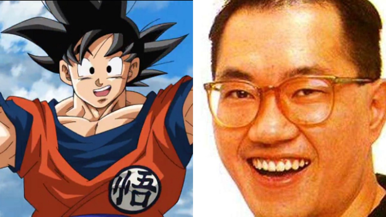 Check Out Dragon Ball Creator Akira Toriyama Freehand Drawing Son Goku Manga Thrill