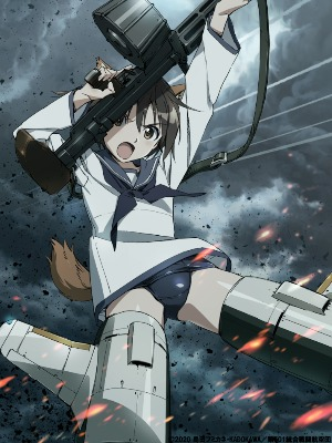 Strike Witches: Road to Berlin New Trailer Confirms October Premiere
