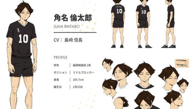 Haikyu!! Season 4 Anime Confirms 3 New Cast Members