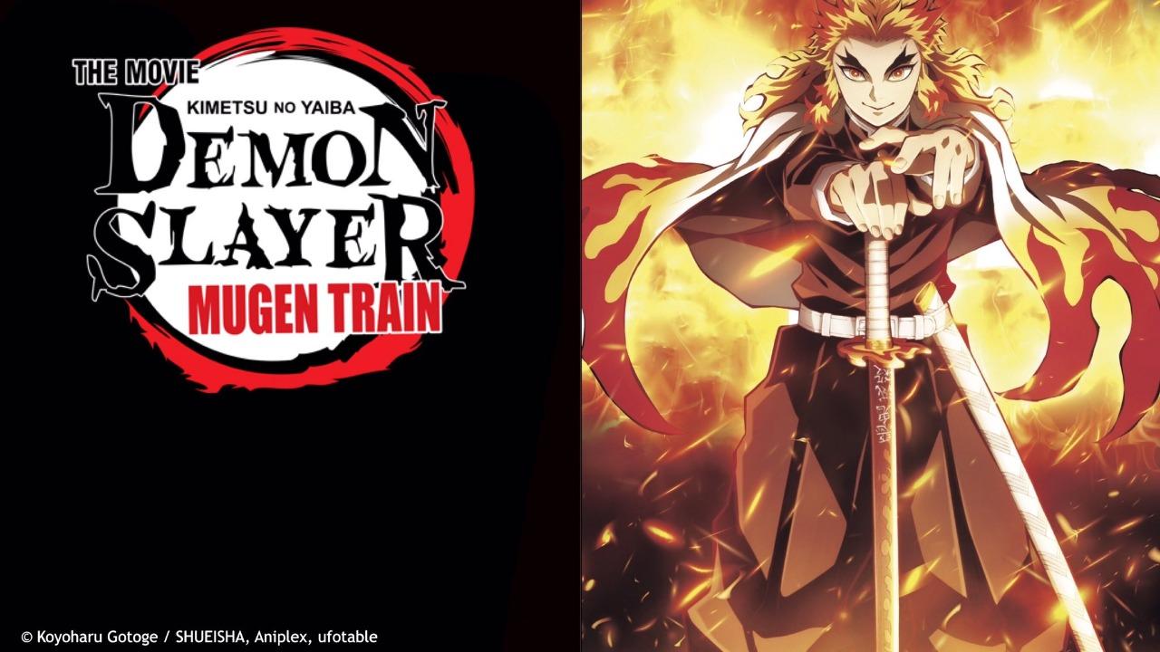 Demon Slayer: Infinity Train Movie's New Trailer Release Date Confirmed